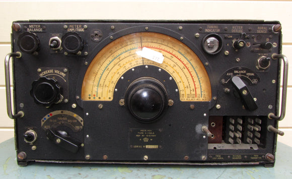 WW2 R1155A RAF Receiver 10D/820 As Used In The Lancaster And Halifax