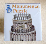 Leaning Tower of Pisa 3D Jigsaw