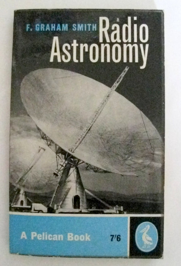 Radio Astronomy By F. Graham Smith (1960)
