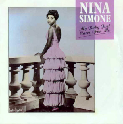 Vintage Vinyl LP Nina Simone My Baby Just Cares For Me