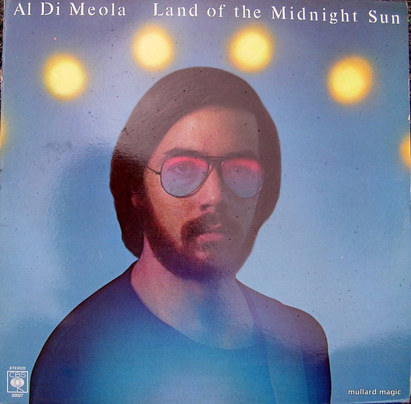 Al Di Meola Land of The Midnight Sun Latin Jazz