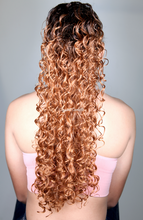 Load image into Gallery viewer, Passion : Luxe Synthetic Deep Curly Ponytail