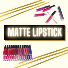 Load image into Gallery viewer, Matte Lipstick Catalog