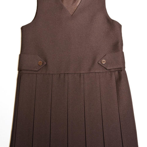 Brown KK Pinafore