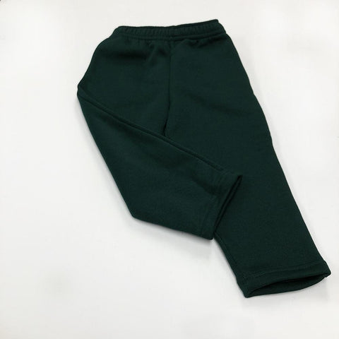 Green Jog Bottoms