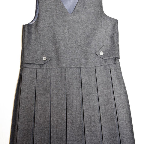 Grey KK Pinafore