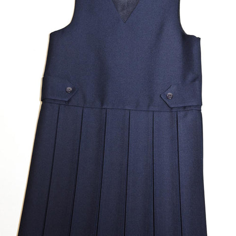 Navy KK Pinafore