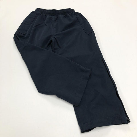 Navy Micro Jog Bottoms