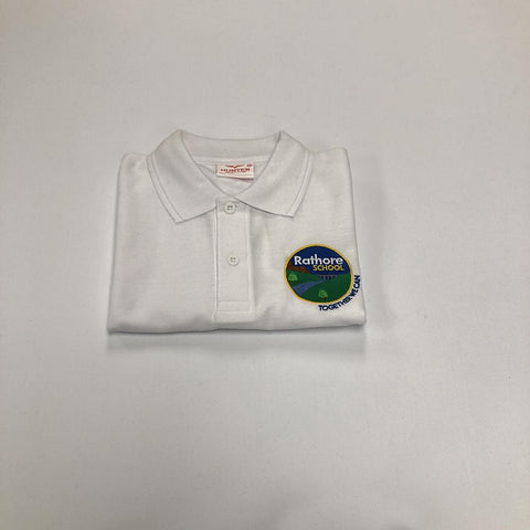 Rathore Post 16 White Polo Shirt