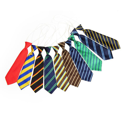 St. Clare's Abbey Elastic Tie