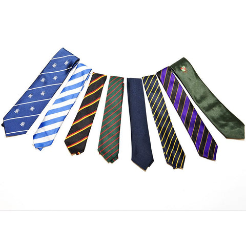 St. Mark's Junior Clip on Tie