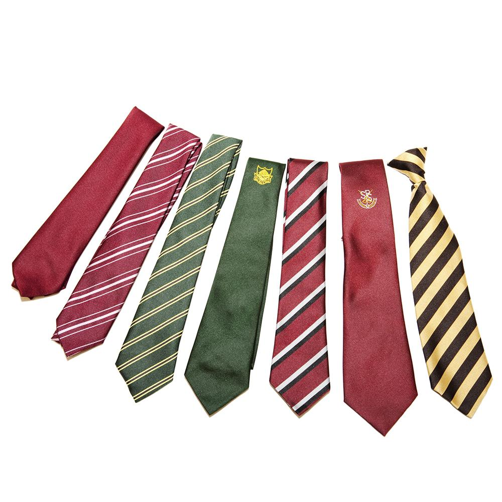 St. Mary's High Clip on Tie  4th & 5th Year