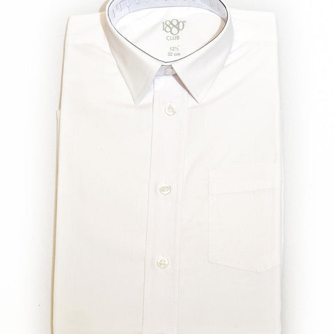 White Slim Fit Shirt TWPK