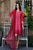 3PC Embroidered Lawn Suit with Chiffon Dupatta-HHk108
