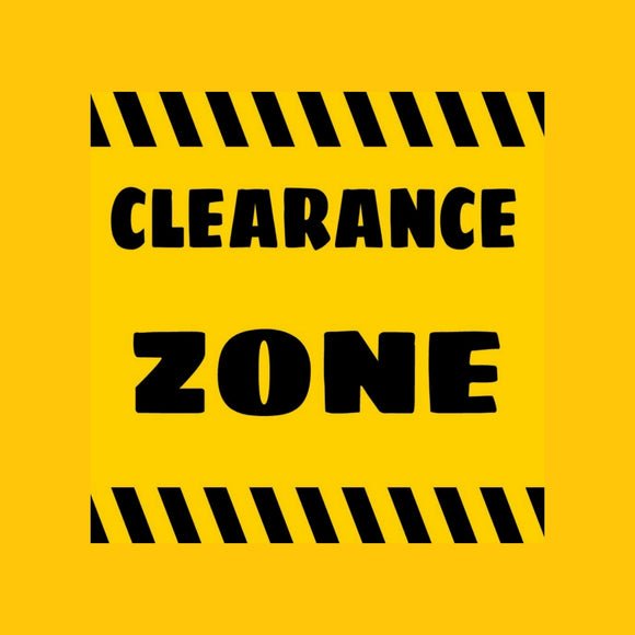 Clearance Zone