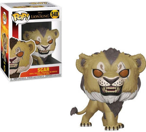 Scar From The Lion King Funko pop