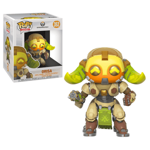 Overwatch Orisa Giant 6 inch funko Pop