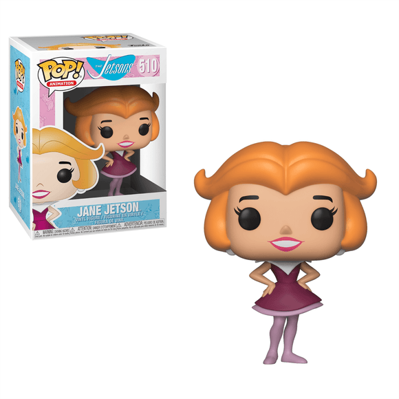 The Jetsons Jane Jetson Funko Pop