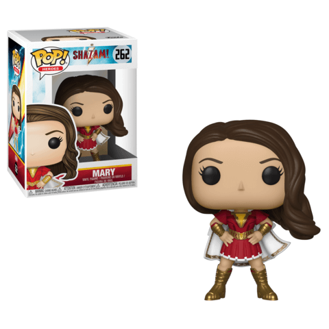 Mary from Shazam Movie Funko Pop