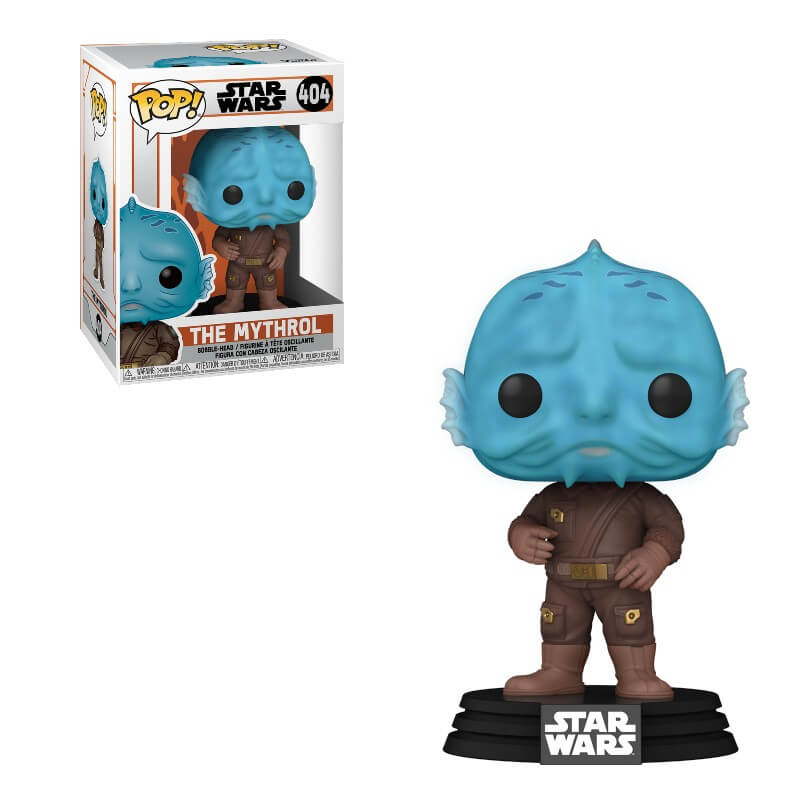 The Mythrol From The Mandalorian Funko pop