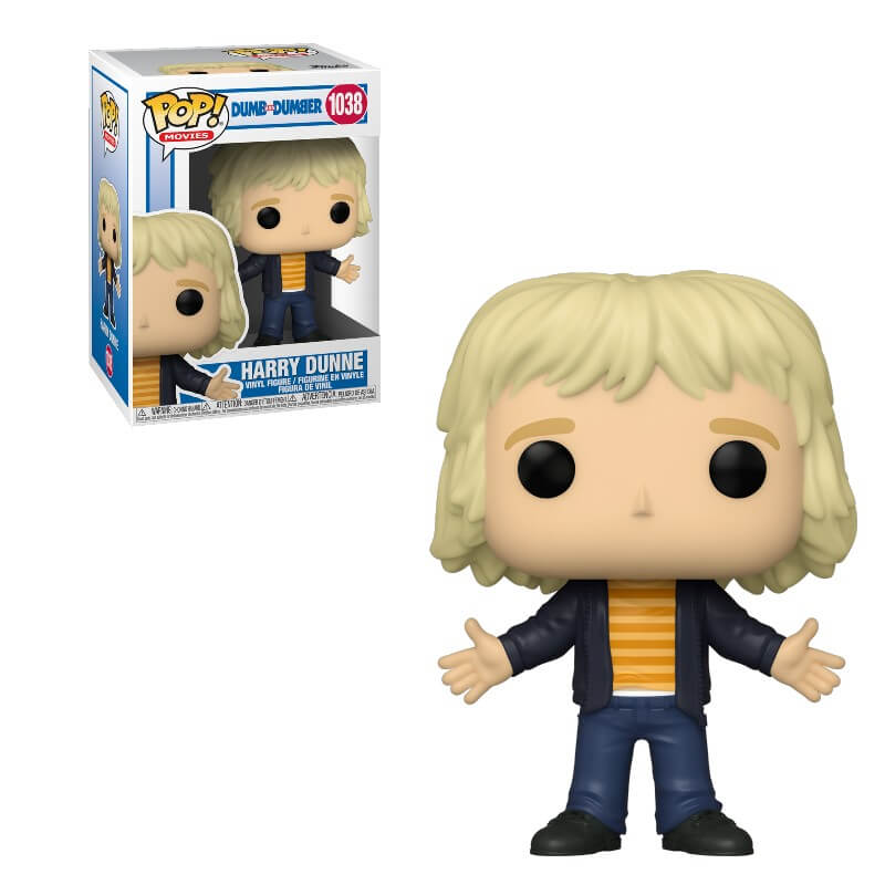 Dumb and Dumber Casual Harry Dunne Funko Pop