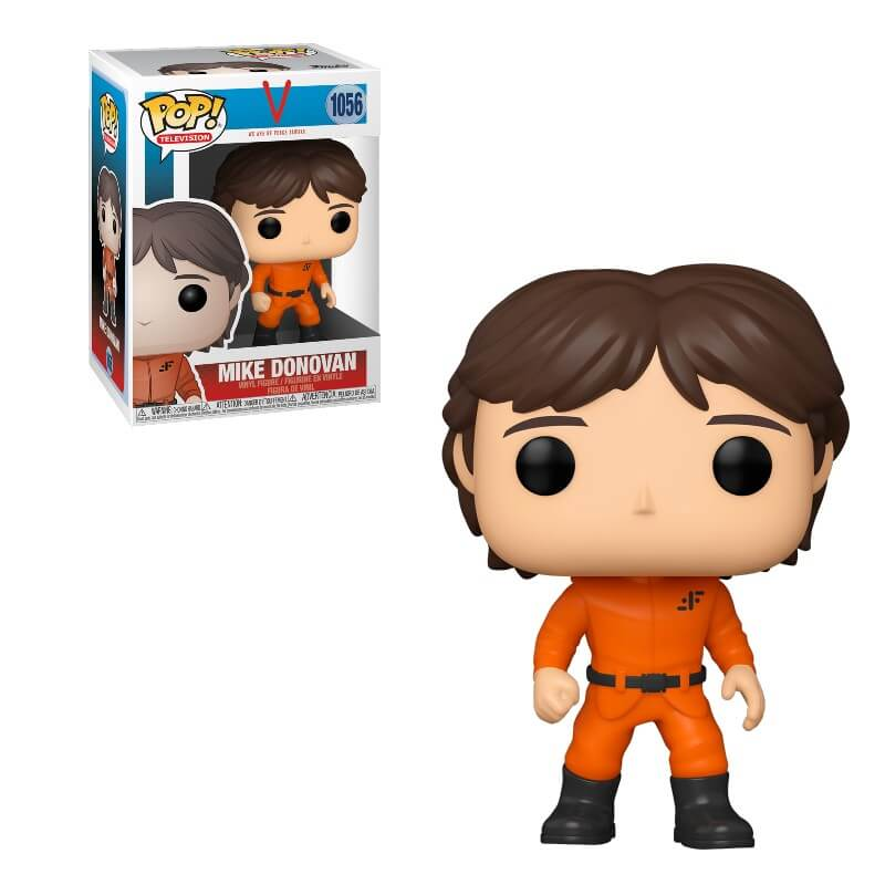 Mike Donovan from V The tv Series funko pop