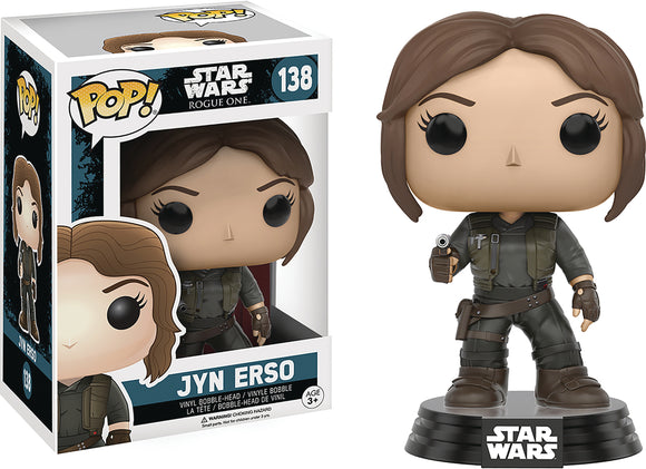 Star Wars Rogue One Jyn Erso Funko Pop