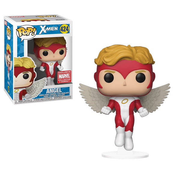 Angel Collector Corps Funko Pop Exclusive