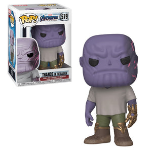 Thanos in the Garden Funko Pop