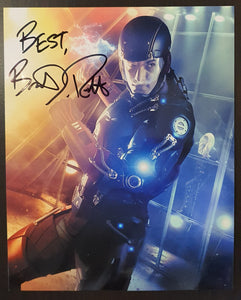 Signed In Person Brandon Routh as the Atom