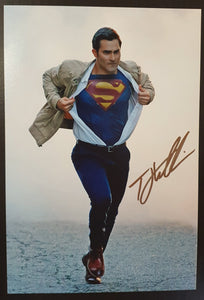 Signed In Person Tyler Hoechlin as Superman