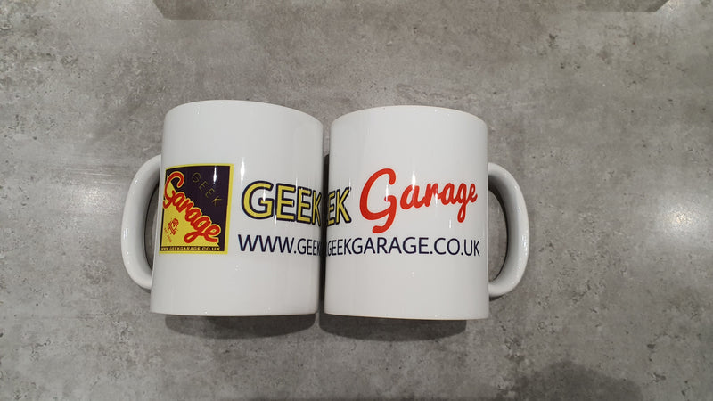 The Geek Garage Mug