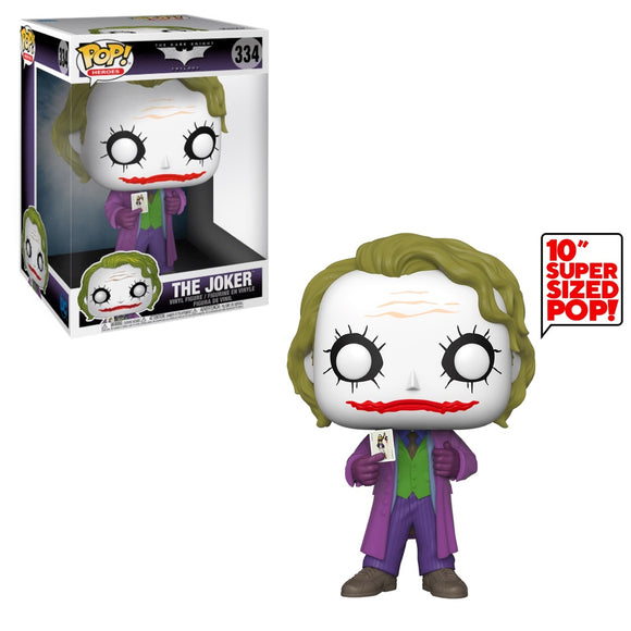 Joker 10 inch Funko Pop from The Dark Knight