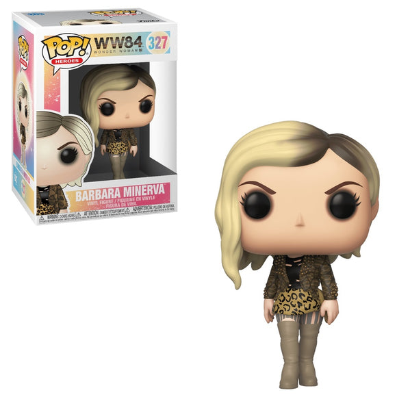 Barbara In Spike Outfit from Wonder Woman 1984 funko pop