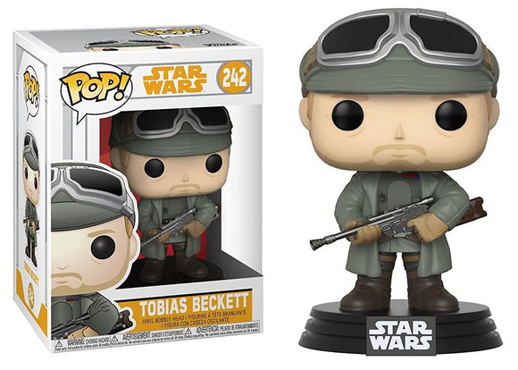 Star Wars Tobias Beckett Funko Pop