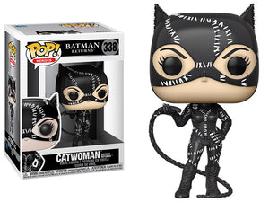 Catwoman Funko Pop from Batman Returns number 338