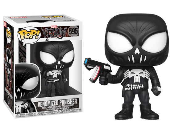 Venomized Punisher Funko Pop