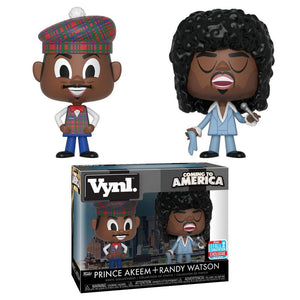 Coming to America Funko Vynl Prince Nakeen and Randy Watson exclusive