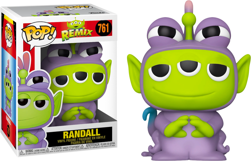 Randall Alien Remix Funko Pop