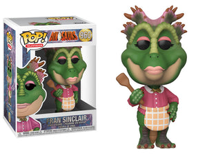 Fran Sinclair Dinosaurs TV Series  Funko Pop