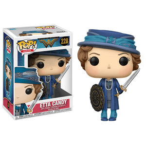 Etta Candy Wonder Woman Funkp Pop