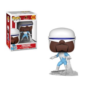 Frozone From Incredibles 2 Movie Funko Pop