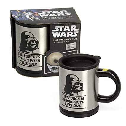 Star wars Darth Vader Self Stirring Mug