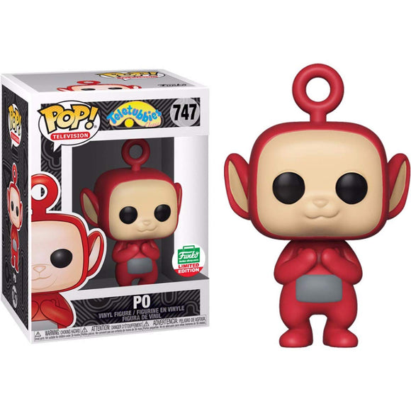 Po Teletubbies Funko pop Exclusive