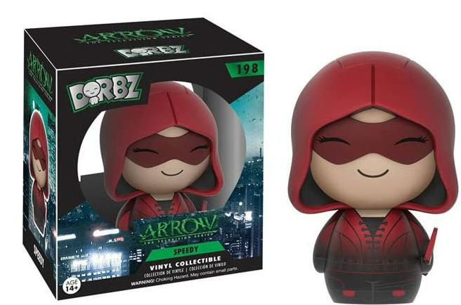 Speedy From Arrow Funko Dorbz Figure
