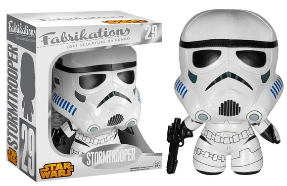 Star Wars Stormtrooper Funko Fabrikations Soft Toy