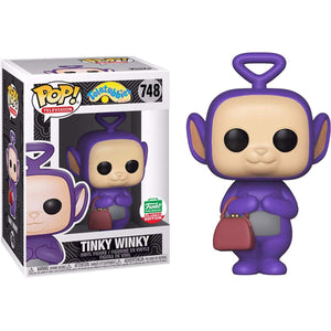 Tinky Winky Teletubbies Funko Pop Exclusive