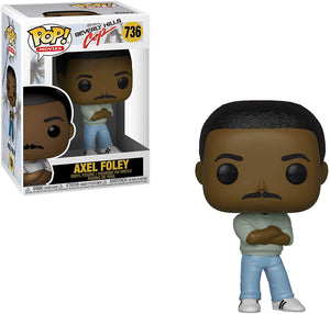 Axel Foley Beverly Hills Cop Funko Pop
