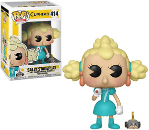 Cuphead Sally Stageplay Funko Pop