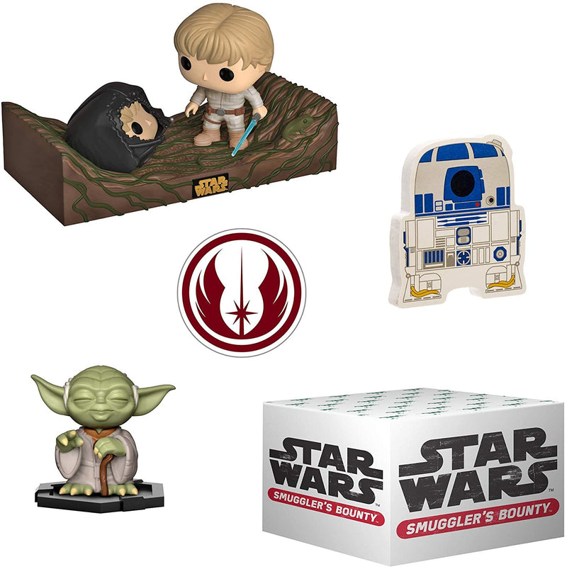 Star Wars Smugglers Bounty Dagobah Themed Funko Box